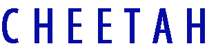 CHEETAH Ballettshops-Logo